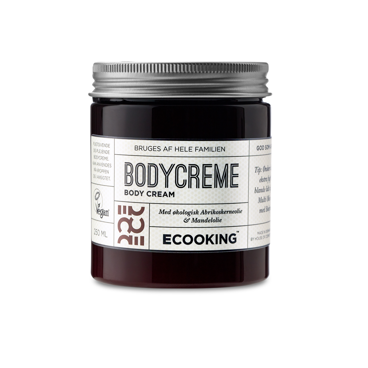 Ecooking BODYCREME 250 ML