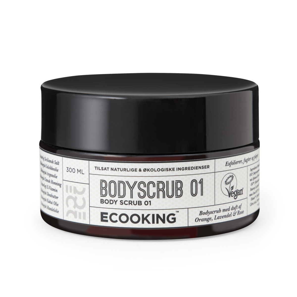 Ecooking BODYSCRUB 01 300 ML