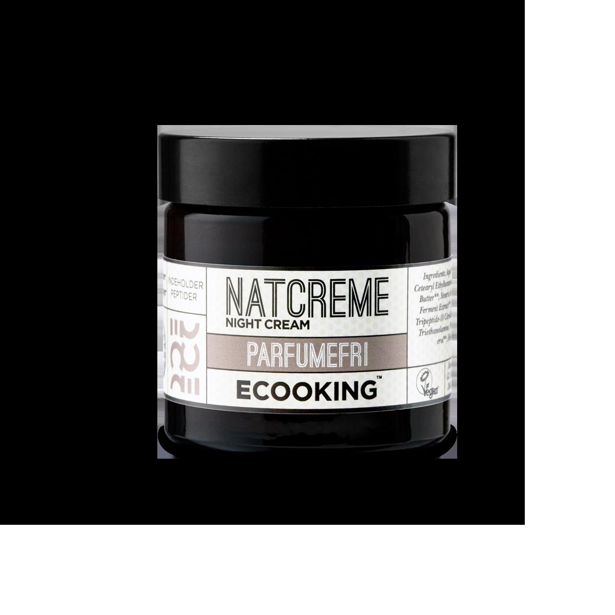 Ecooking NATCREME Parfumefri