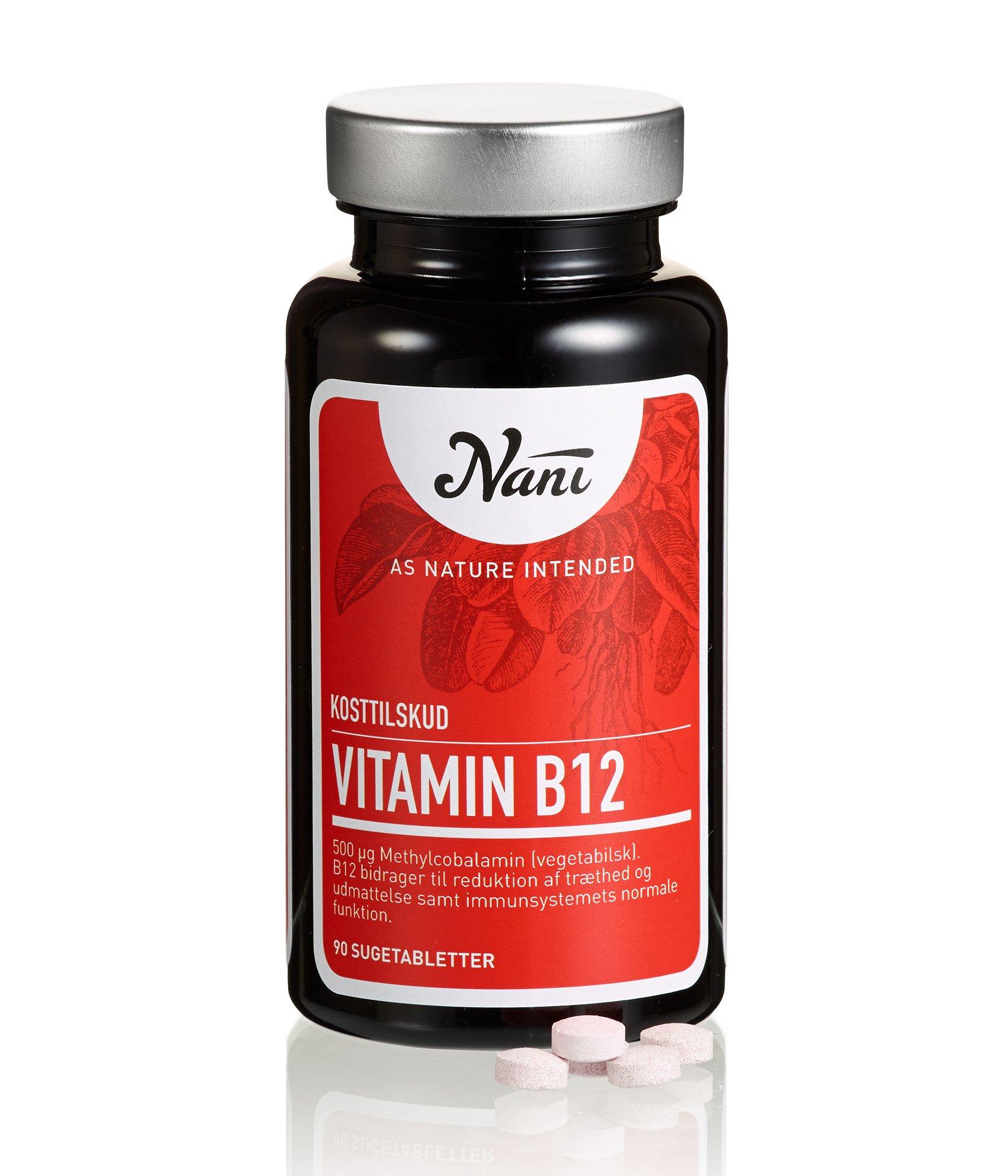 Nani Vitamin B12