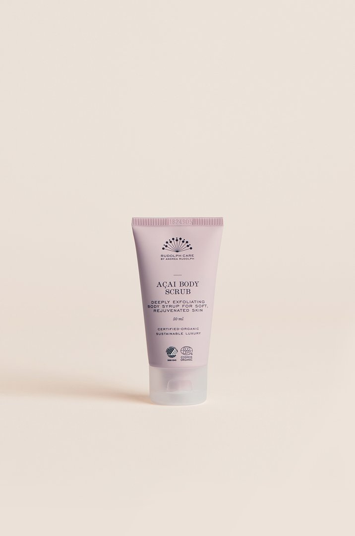 Rudolph Care Acai Body Scrub Travelsize 50ml