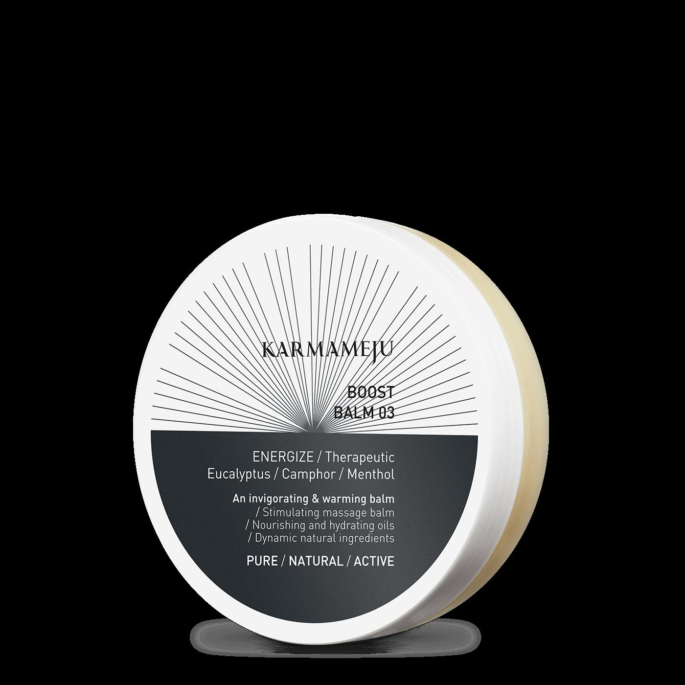 Karmameju BOOST / BALM 03