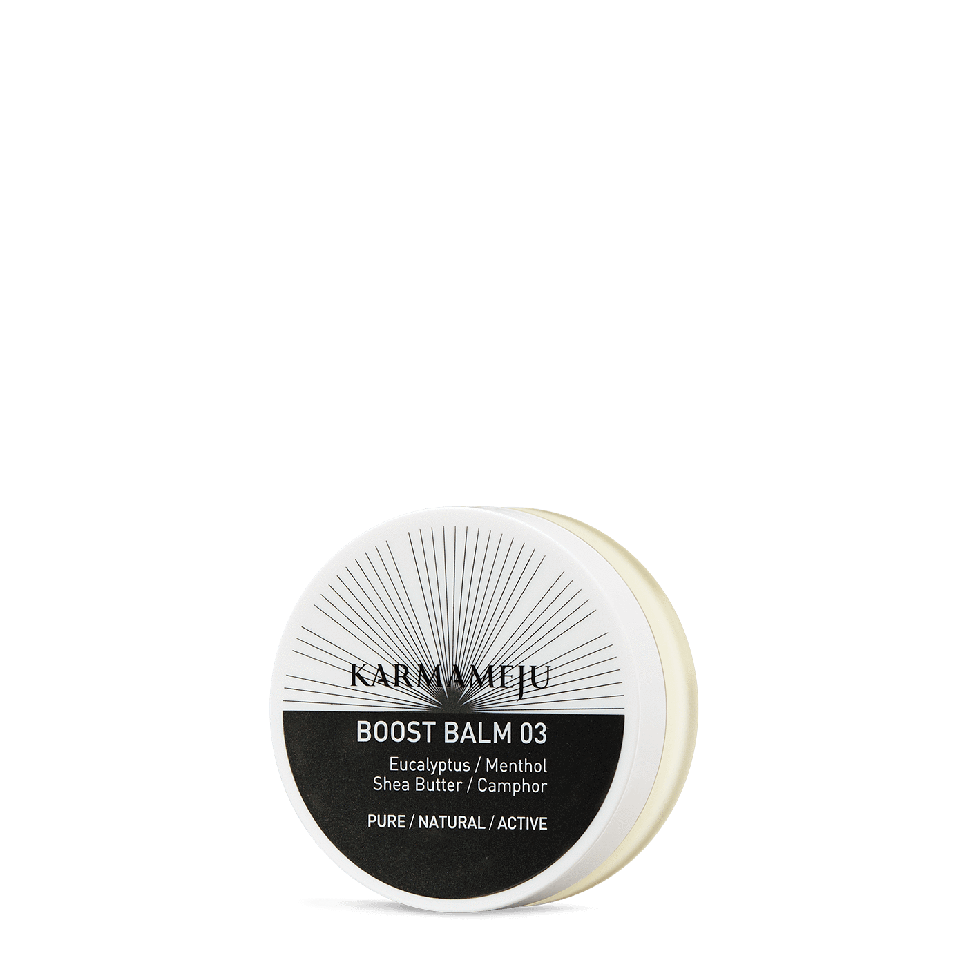 Karmameju BOOST / BALM 03 - Travel size