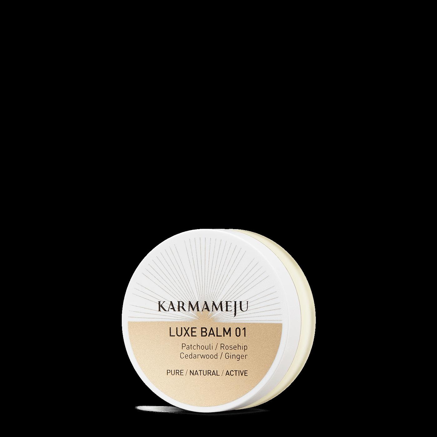 Karmameju LUXE / BALM 01 - Travel size