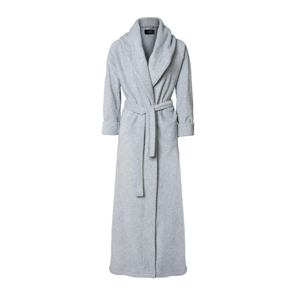 Karmameju MOUNT EVEREST / FLEECE BATHROBE