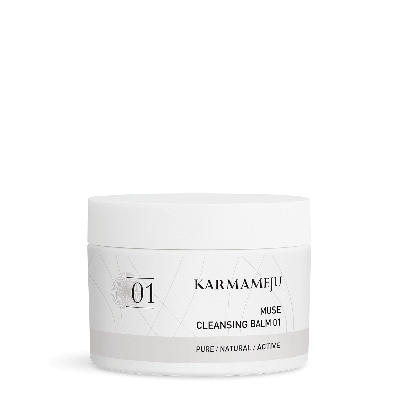 Karmameju MUSE / CLEANSING BALM 01