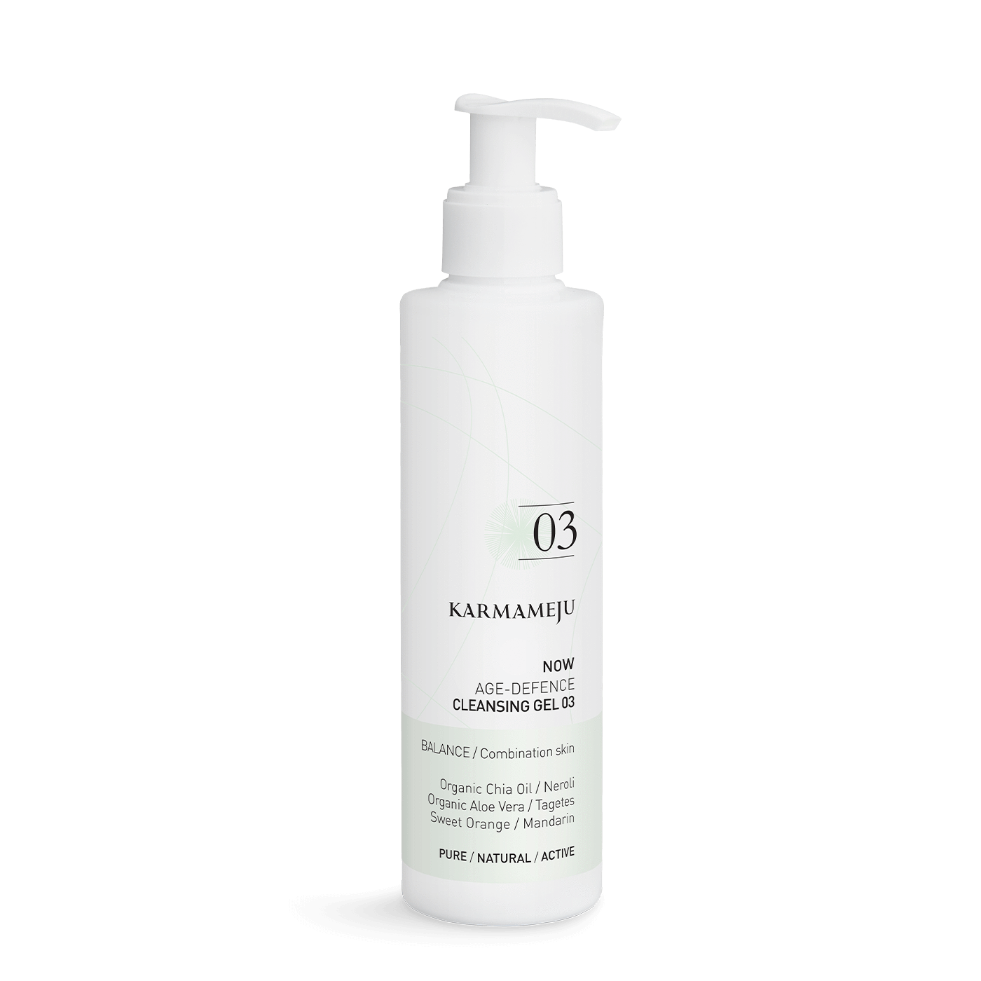 Karmameju NOW / CLEANSING GEL 03