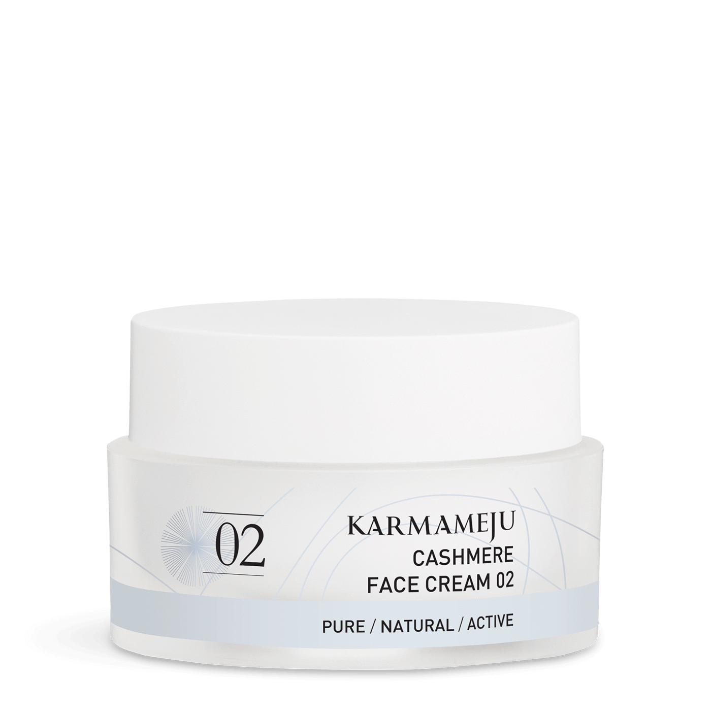 Karmameju CASHMERE / ANSIGTSCREME 02