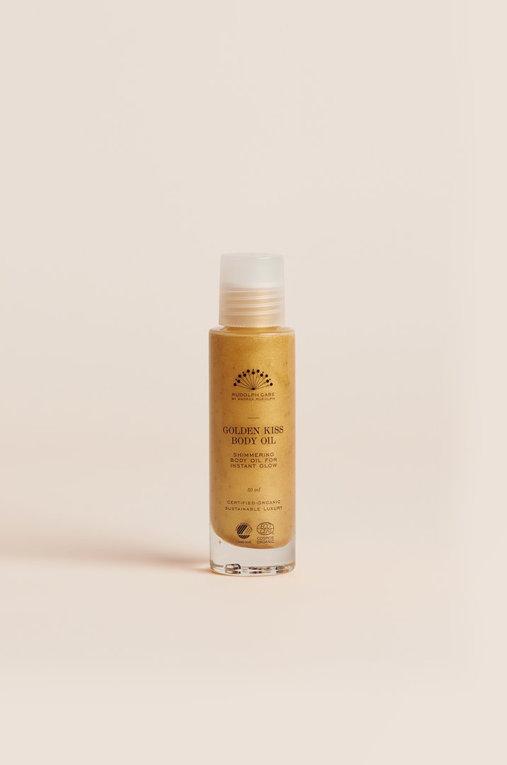 Rudolph Care Golden Kiss Body Oil
