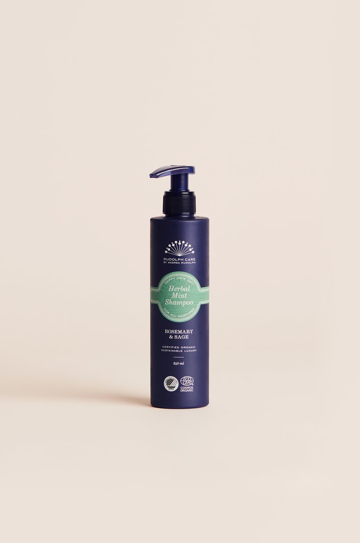 Rudolph Care Herbal Mint Shampoo