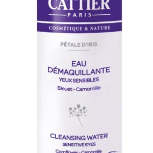 Cattier Body Eau démaquillante