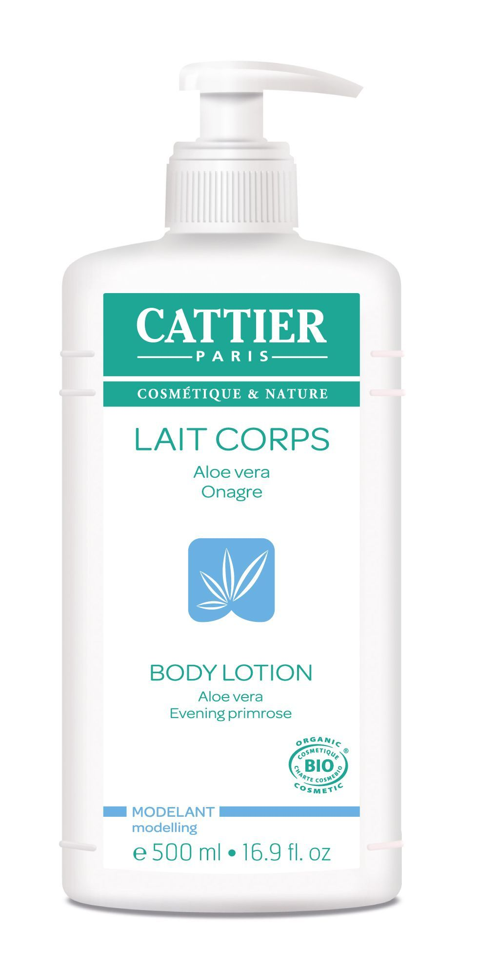 Cattier Body Lotion Aloe vera
