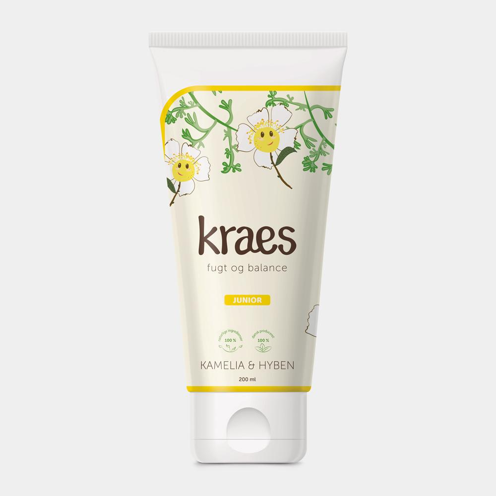 KRAES fugt & balance 200 ml