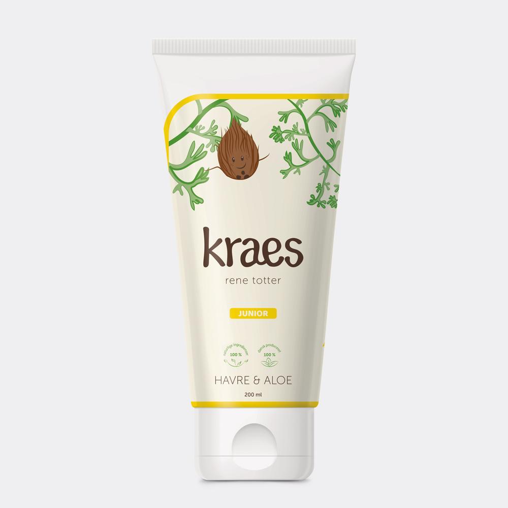 KRAES rene totter parfumefri 200 ml