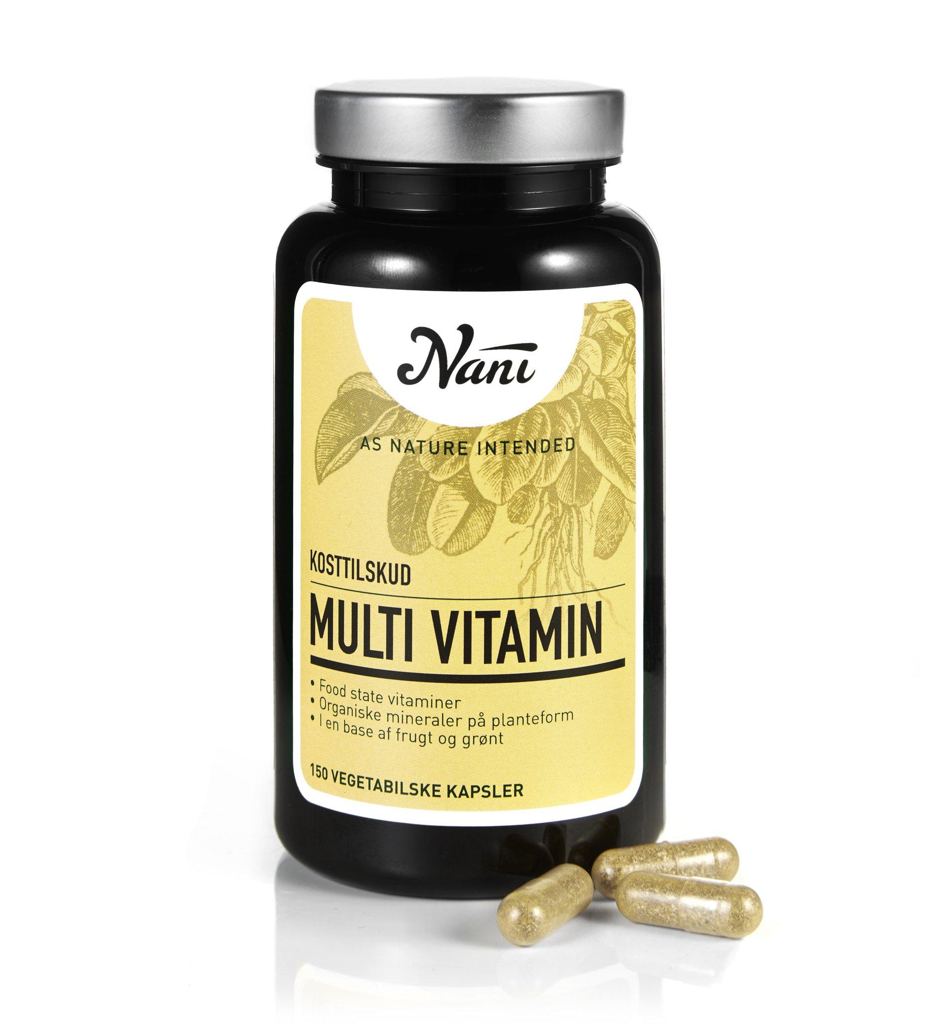 Nani Multi Vitamin
