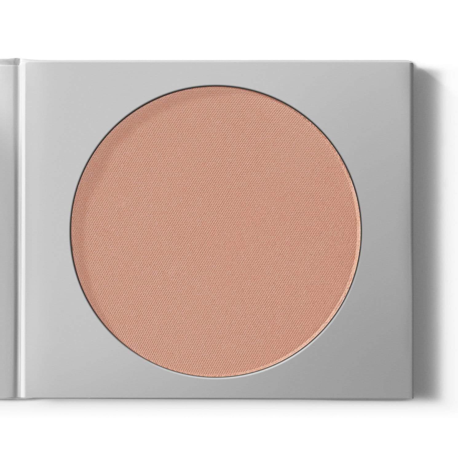 Miild Organic Mineral Blush Peach Pellucid 01