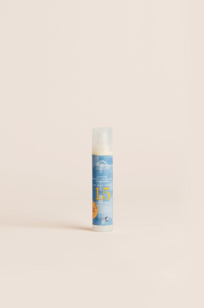 Rudolph Care Sun Face Cream SPF 15