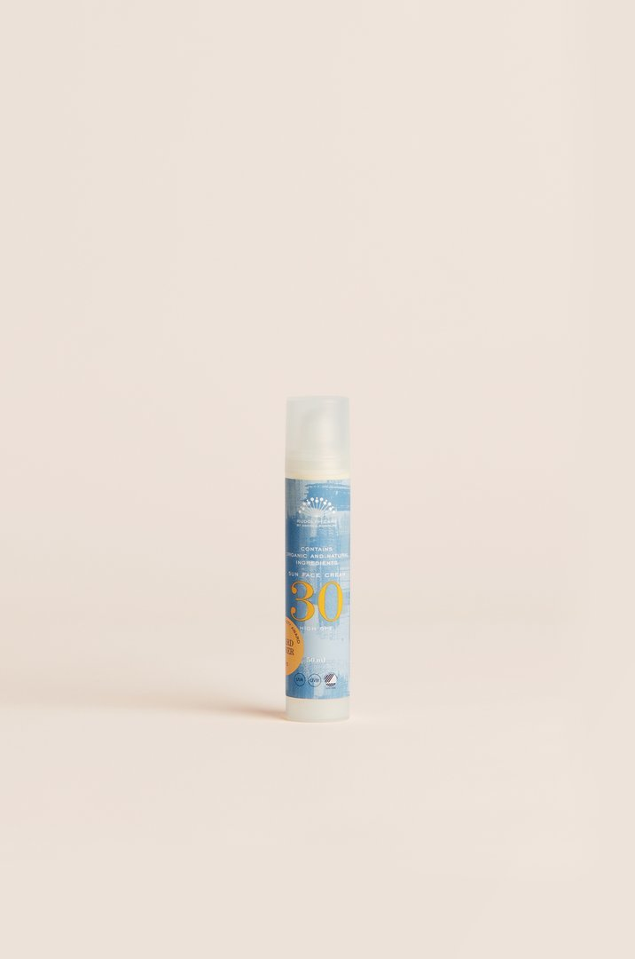 Rudolph Care Sun Face Cream SPF 30