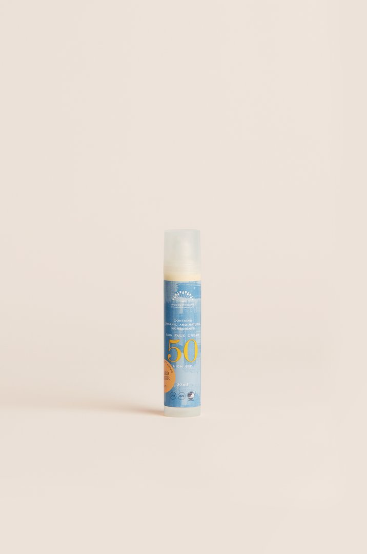 Rudolph Care Sun Face Cream SPF 50