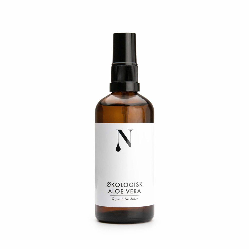 Naturligolie Økologisk Aloe Vera Juice 100 ml