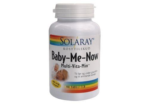 Solaray Baby-Me-Now Multi-Vita-Min