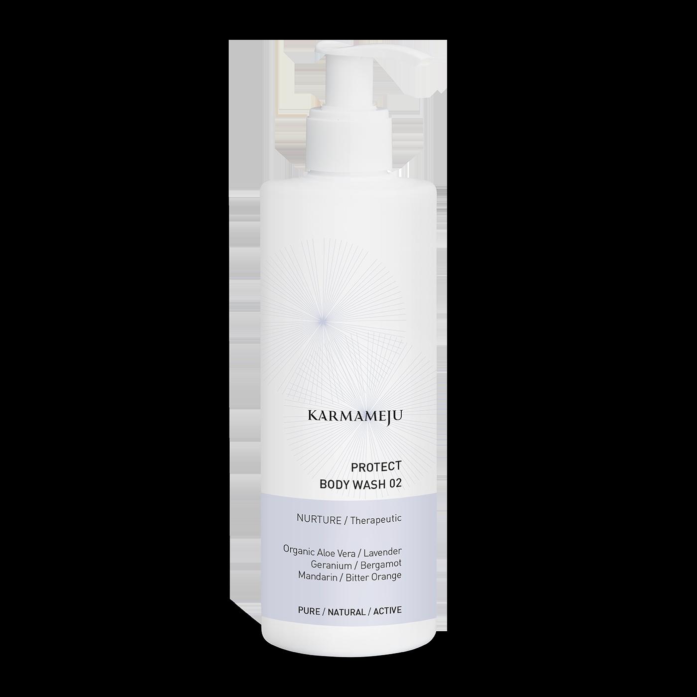 Karmameju PROTECT / BODY WASH 02 - 400 ml
