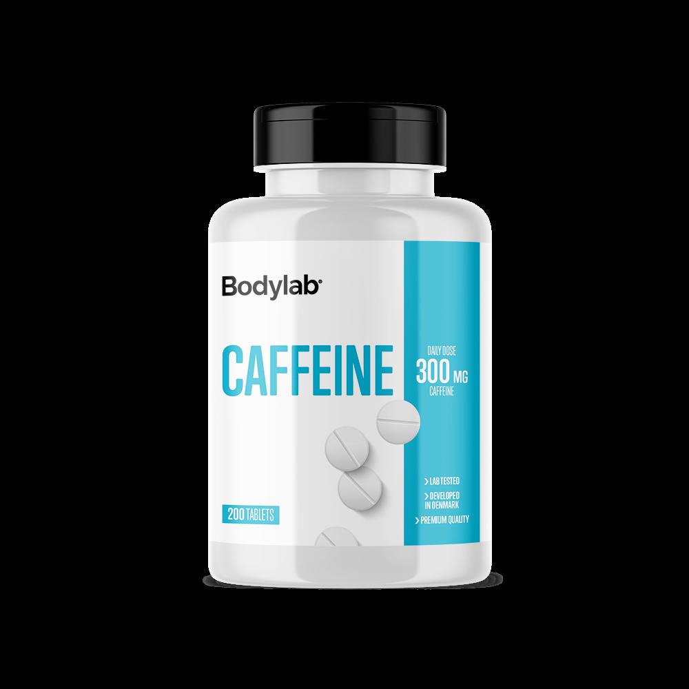 Bodylab Caffeine (200 stk)
