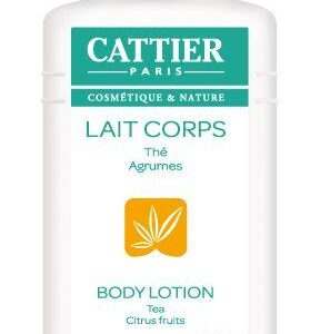 Cattier Body Lotion The Agrumes