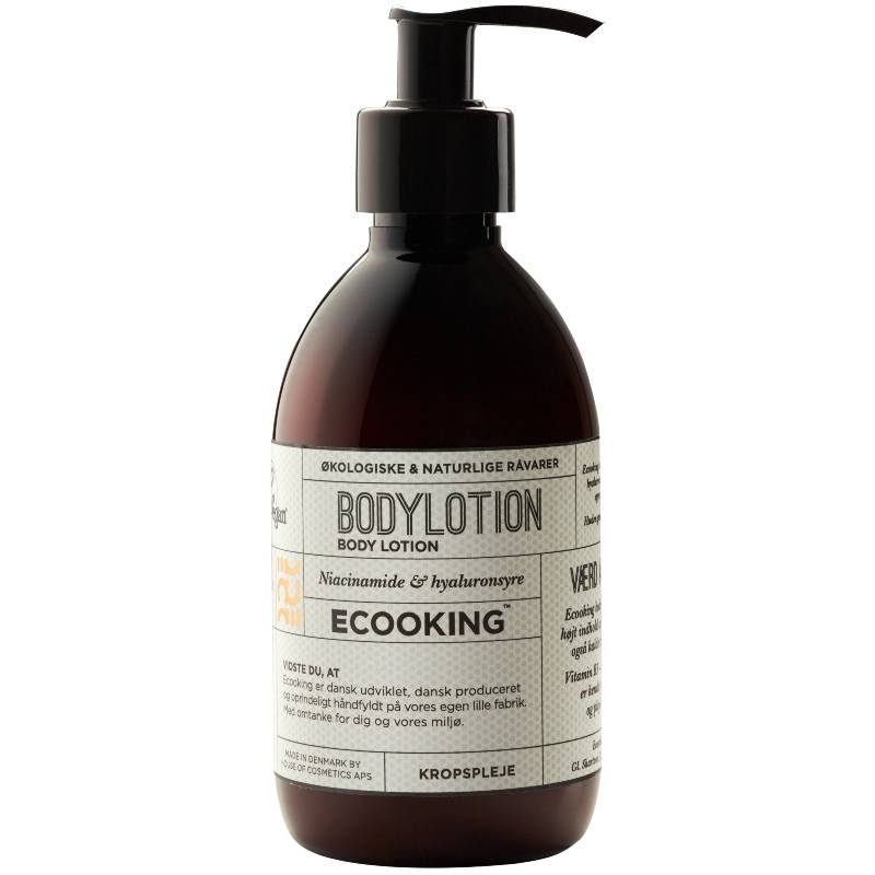 ecooking bodylotion u/p