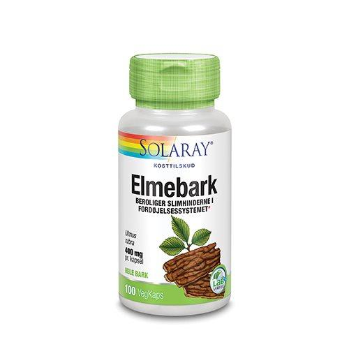 Solaray Elmebark 400 mg