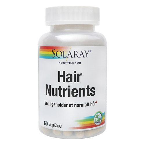 Solaray Hair Nutrients