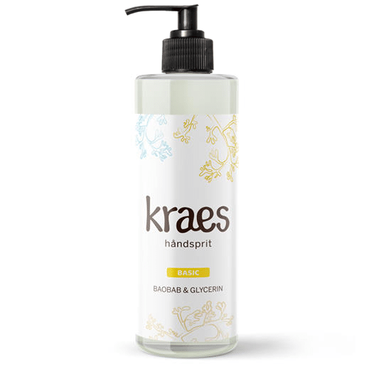 KRAES håndsprit 150 ml
