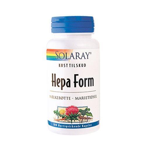 Solaray Hepa Form