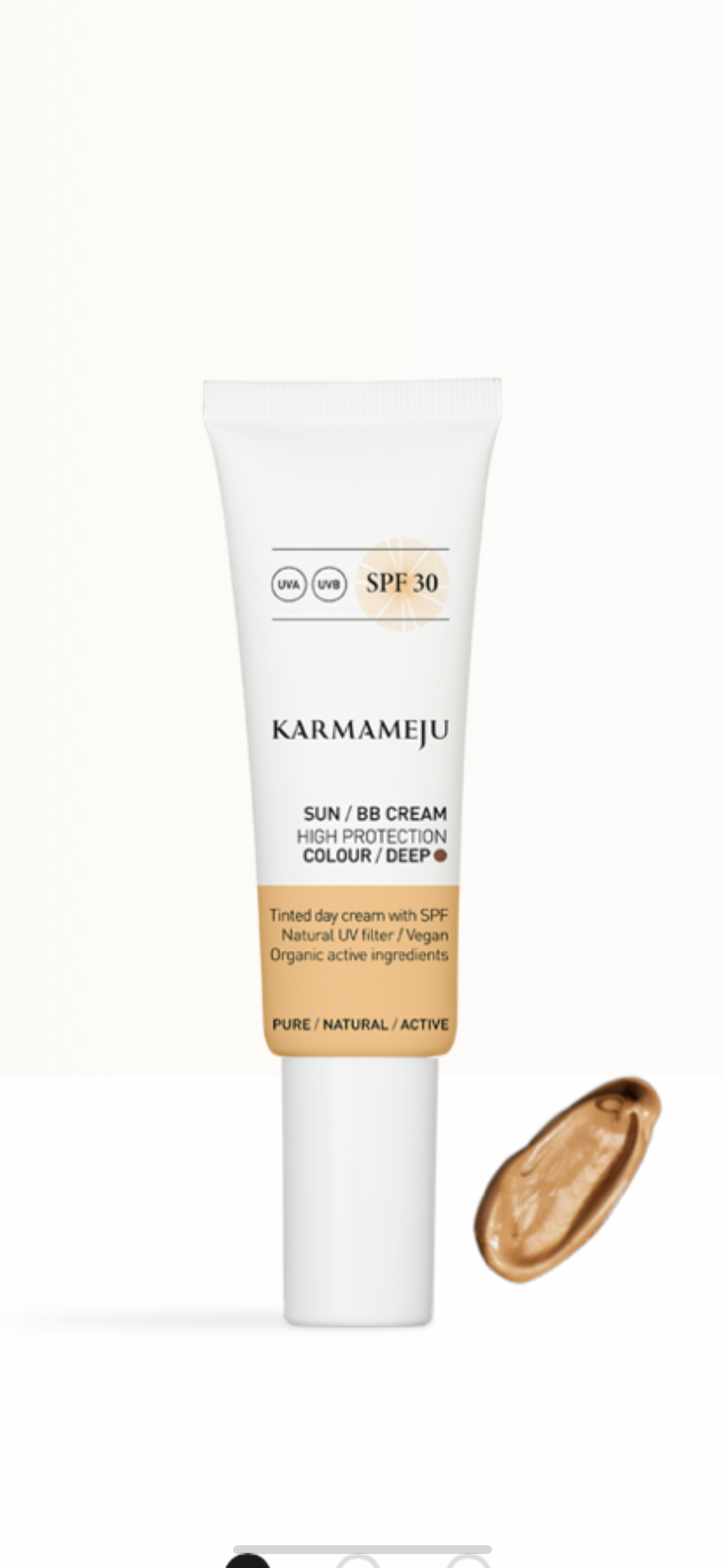 Karmameju BB cream Deep