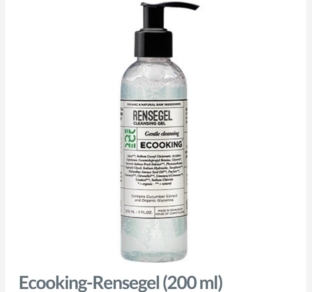 Ecooking rensegel