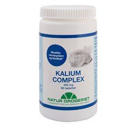 Naturdrogeriet Kalium complex 250 mg