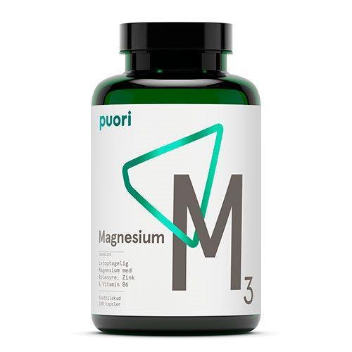 Puori Magnesium M3 120 kap