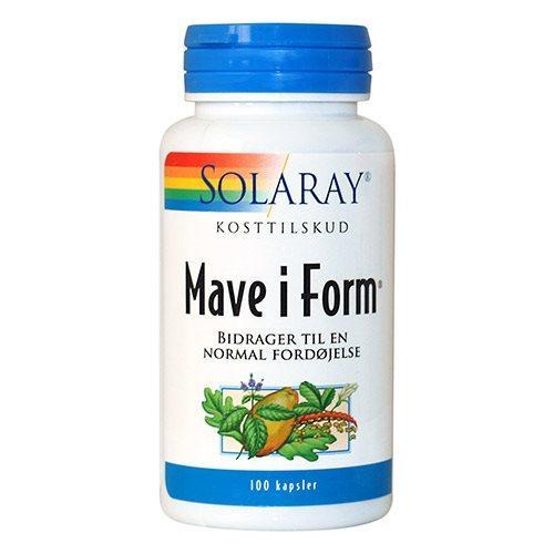 Solaray Mave i Form (papaya m.m.)