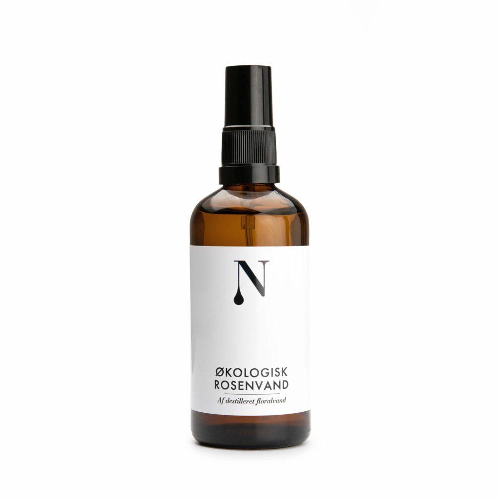 Naturligolie Økologisk Rosenvand 100 ml