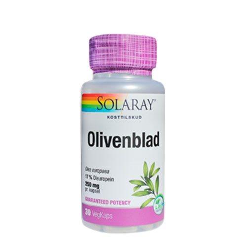 Solaray Olivenblad