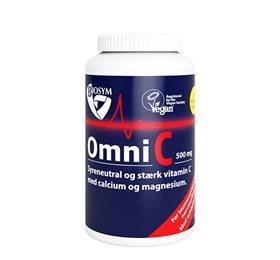 Biosym OmniC 500 mg stærk c-vitamin