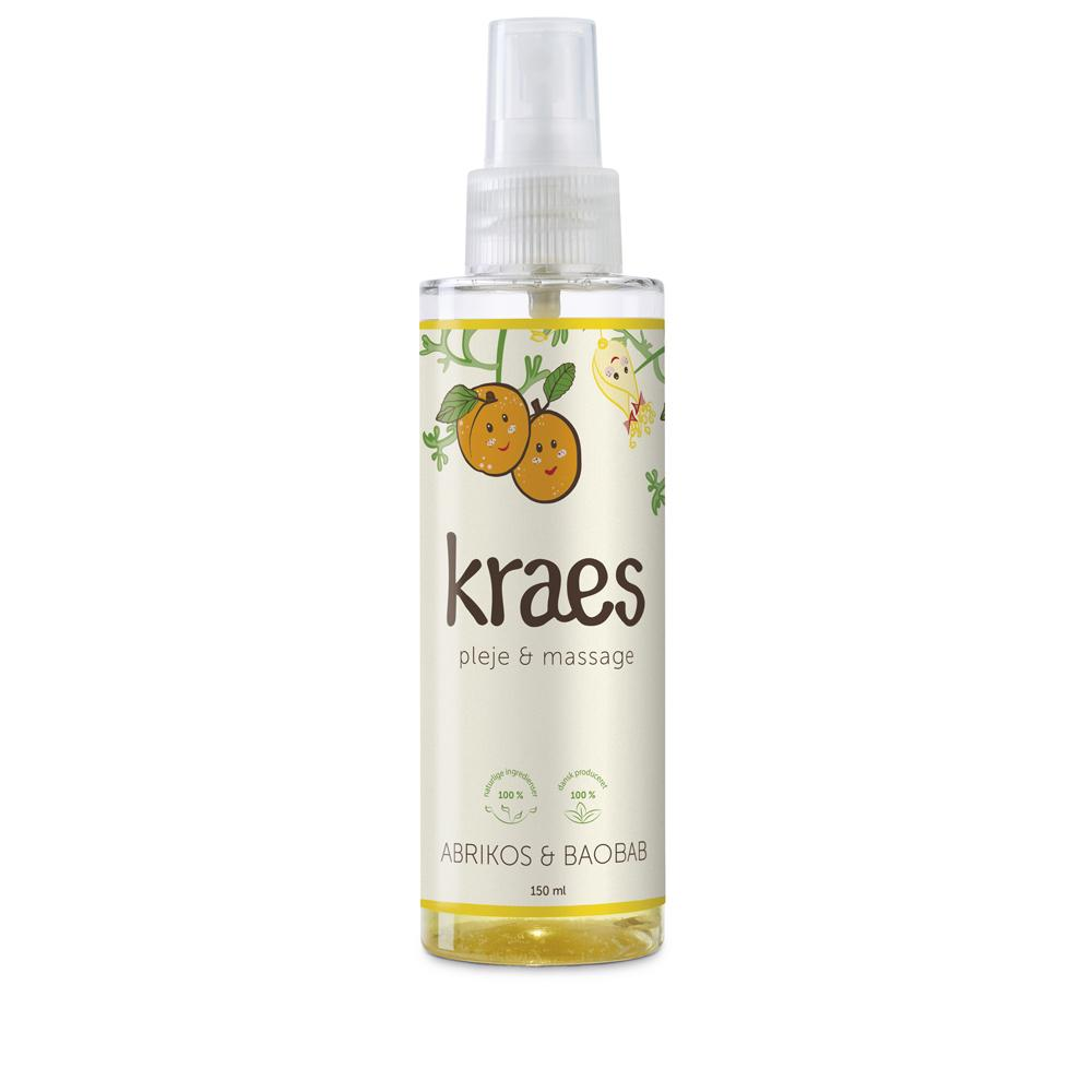 KRAES pleje & massage 150 ml