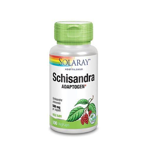 Solaray Schizandra 580 MG