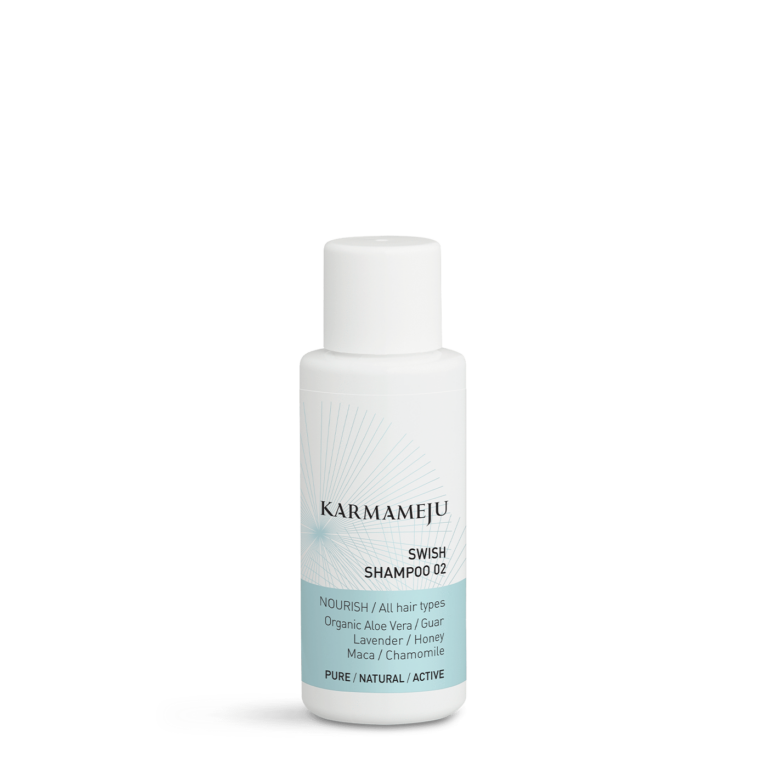 Karmameju SWISH / SHAMPOO 02 - Travel size