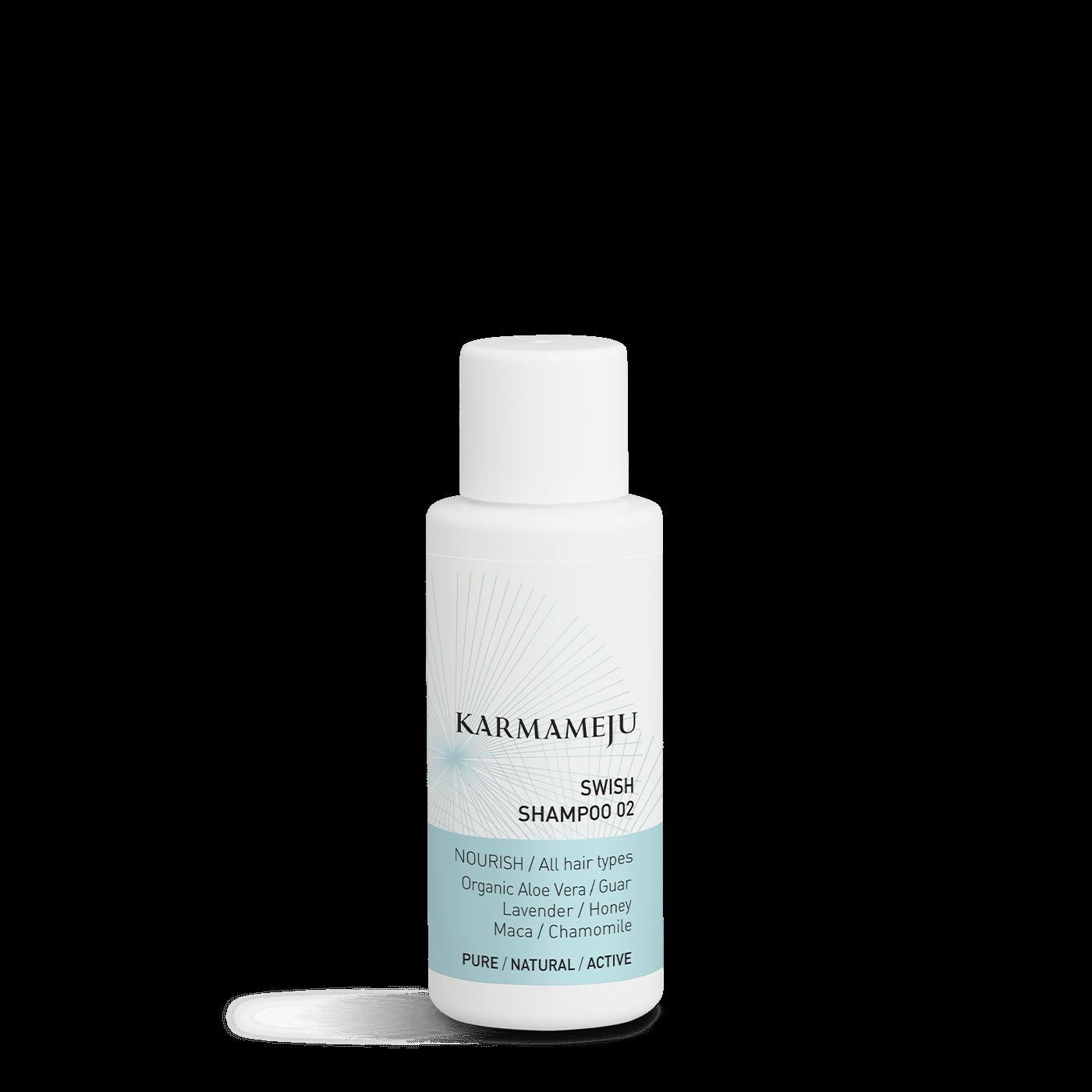 Karmameju SWISH / SHAMPOO 02 - Travel size