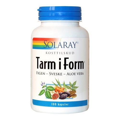 Solaray Tarm i Form